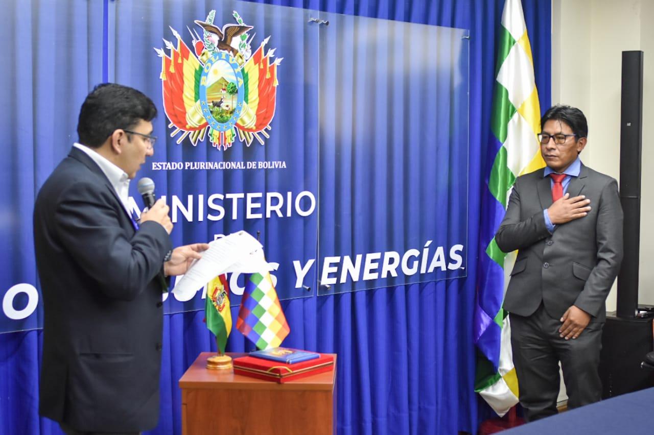 Marcelo Gonzales asume la presidencia de YLP con la misión de reactivar la industrialización del litio