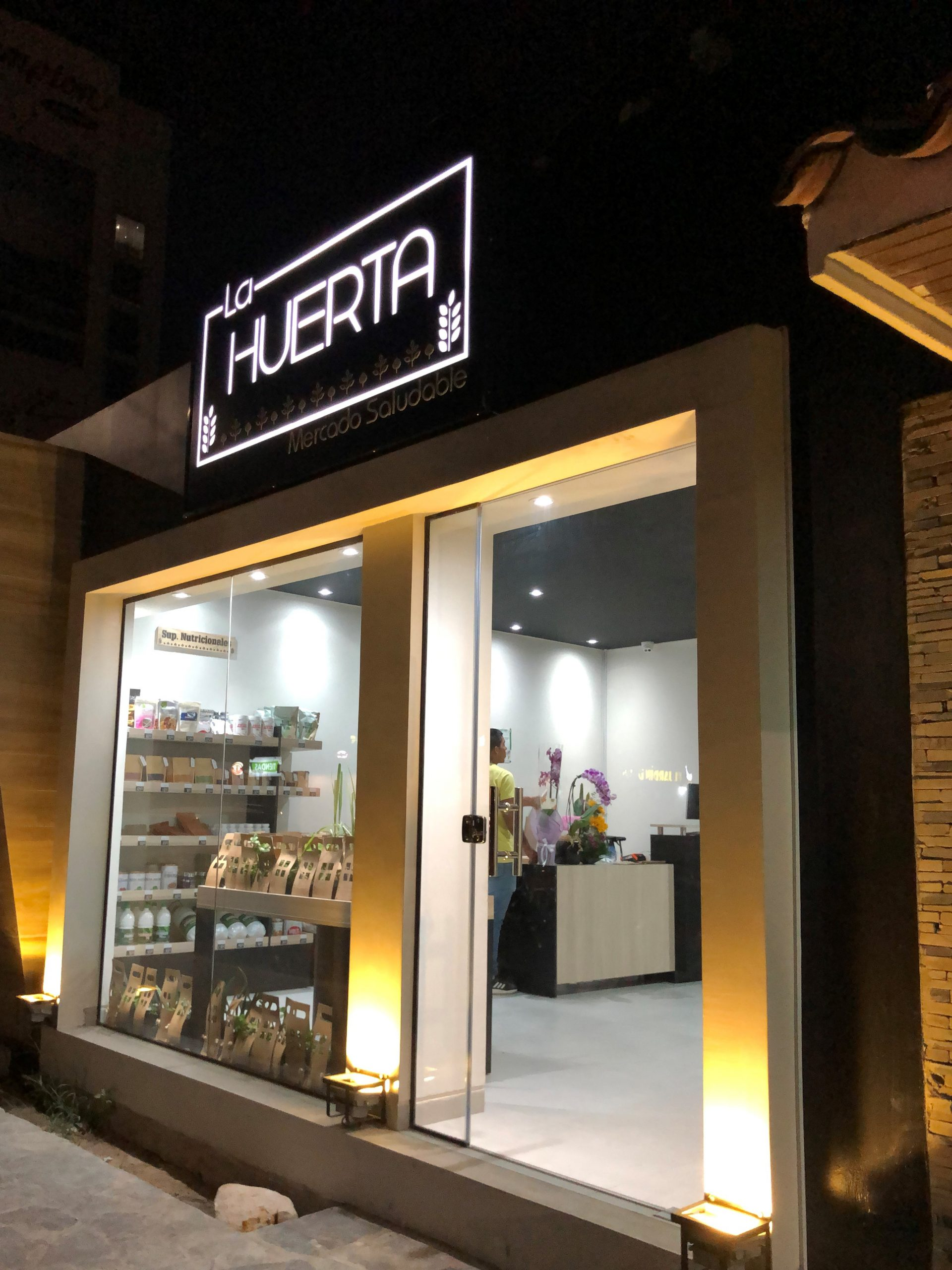 La Huerta crece y abre su segunda sucursal en Santa Cruz