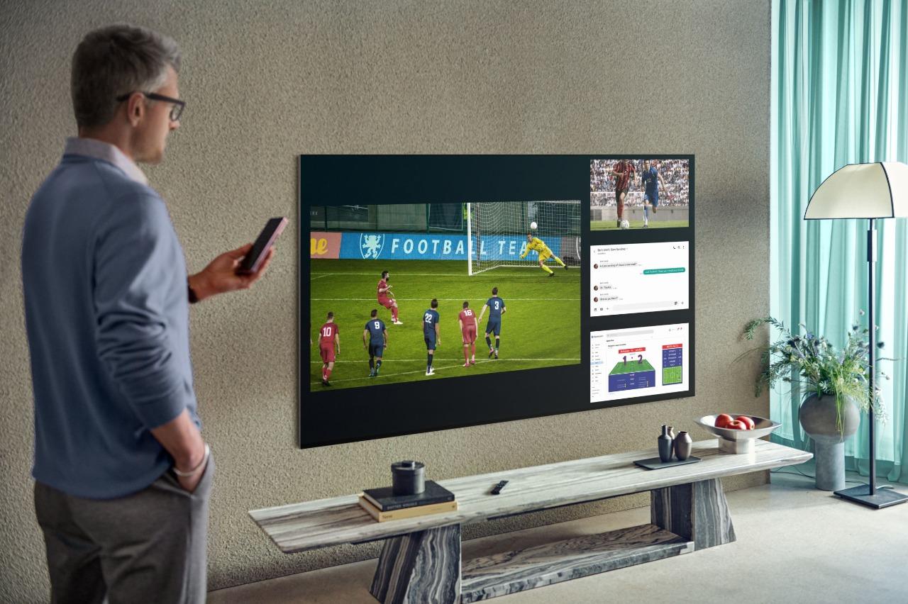 Samsung presenta las líneas de TV 2021: Neo QLED, MICRO LED y Lifestyle
