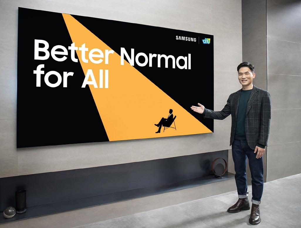 CES 2021: Samsung propone innovación tecnológica que brinde una mejor normalidad para todos