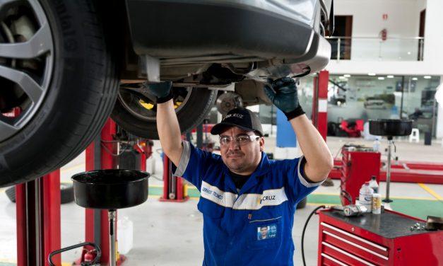 Siete pasos para preparar un vehículo antes de emprender un viaje en carretera