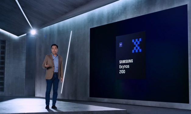 Tres ventajas que trae Exynos 2100, el nuevo procesador de alta gama de Samsung