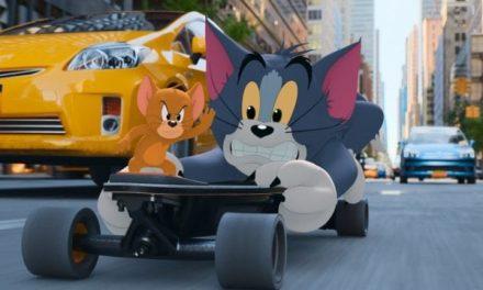 Tom y Jerry, la pareja explosiva de la TV, llevan su mítica rivalidad a las pantallas de Cinemark