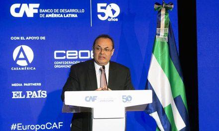 El Presidente de CAF se retira de su cargo, dando paso a una nueva administración