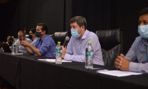 CAINCO y SENASAG coordinan acciones para hacer frente al contrabando
