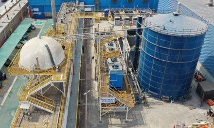 Kimberly-Clark Bolivia logra reducir su consumo total de agua en un 79%