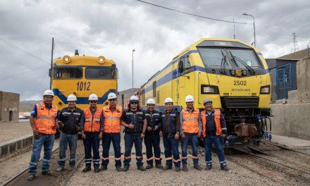 Ferroviaria Andina cumple 25 años mirando la integración con Argentina y Chile