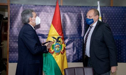 Bolivia y Uruguay acuerdan plan para dinamizar el área económico – comercial