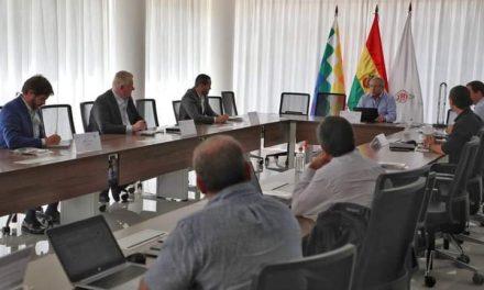 Empresa Ambar de Brasil expresa interés por compra de gas natural