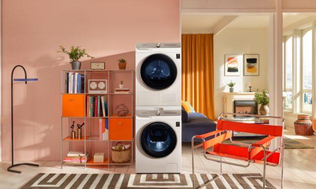 Samsung contribuye a la sustentabilidad ecológica mediante sus lavadoras inteligentes