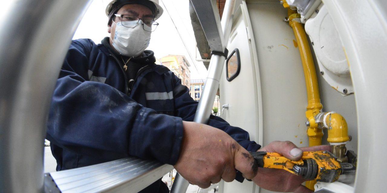 YPFB aconseja cuatro pasos para prevenir daños en las redes de distribución de gas
