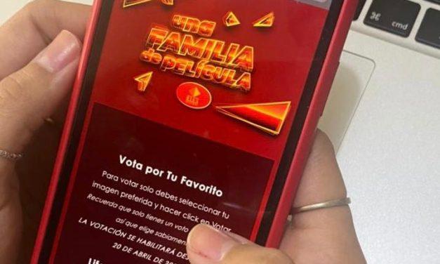 "BISA Seguros entra a fase de selección para elegir a ""Una Familia de Película"""
