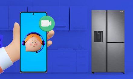 Samsung facilita la instalación de electrodomésticos mediante videollamadas