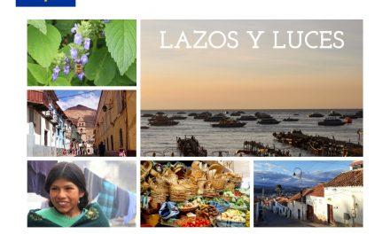 """UE lanza 2da versión de su concurso nacional de fotografía""""Lazos y luces"""""""