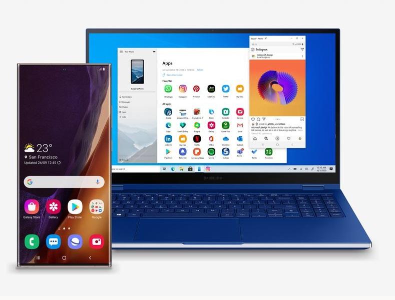 Samsung y Microsoft se alían para brindar a sus usuarios cinco opciones de productividad