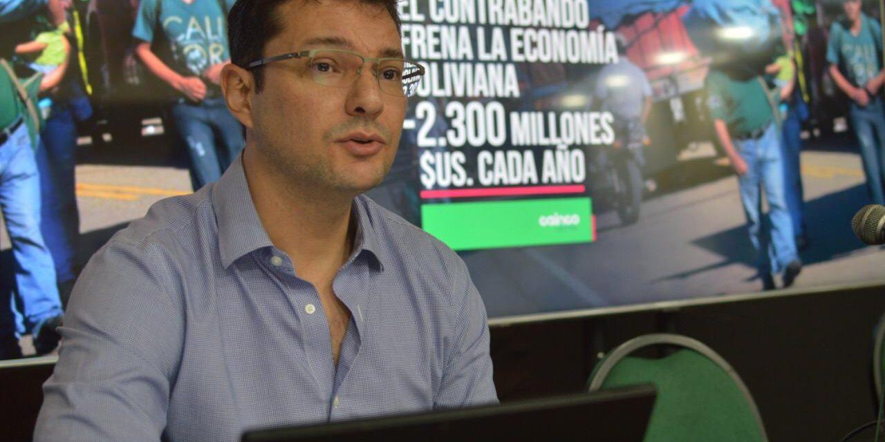 CAINCO insta a las autoridades a tomar medidas para frenar el contrabando y la informalidad
