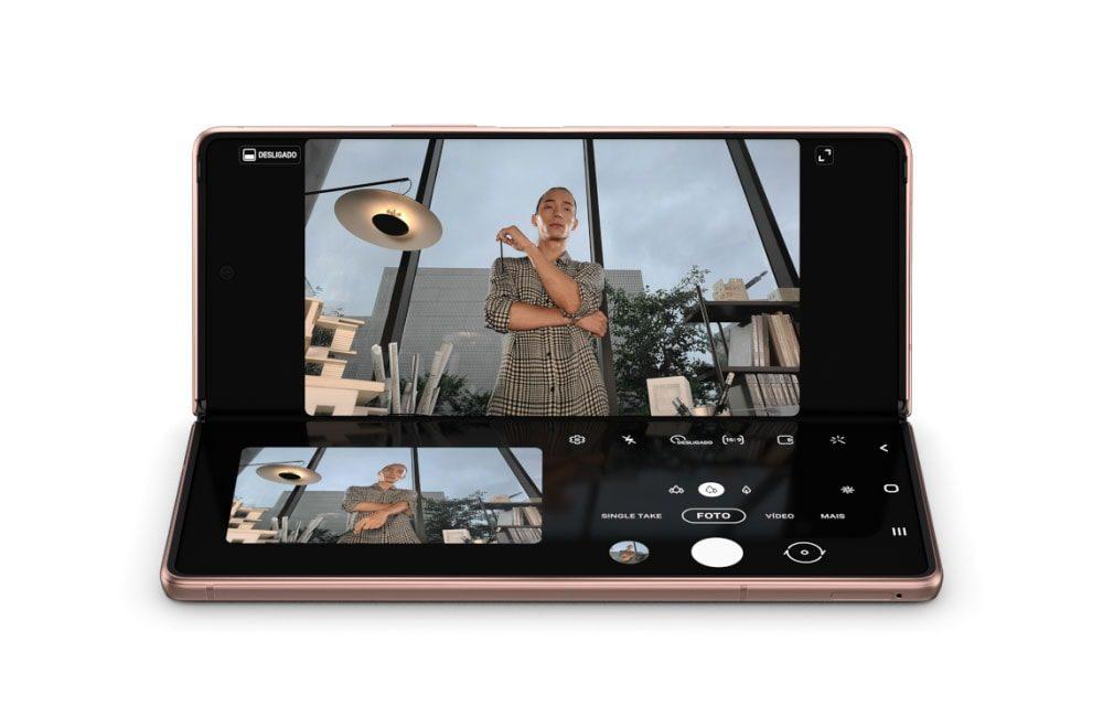 Galaxy Z Fold 2: el teléfono plegable con multifunciones únicas