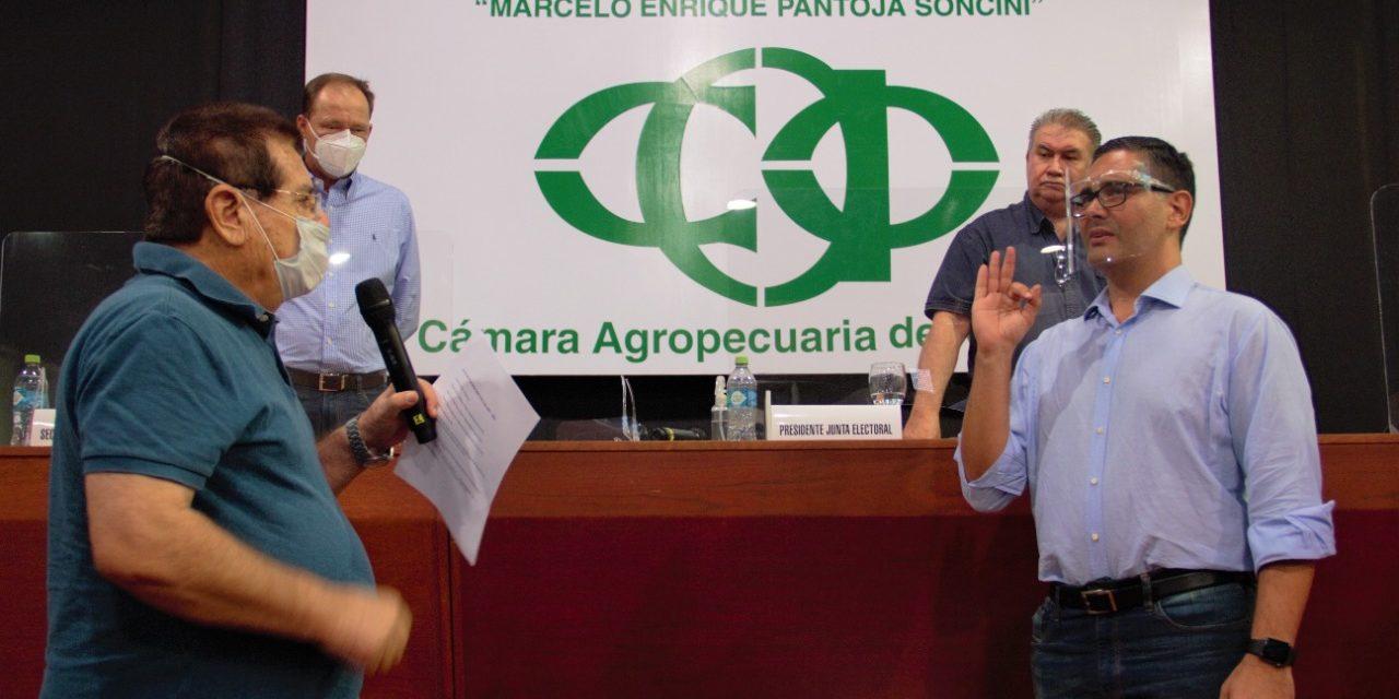 La CAO elige a Oscar Justiniano como su nuevo presidente hasta 2023