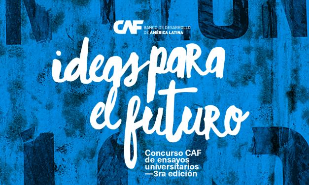 """Abre la 3ª edición del concurso de ensayos universitarios """"Ideas Para el Futuro"""""""