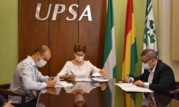 Convenio de cooperación entre la UPSA y Siemens