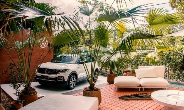 Volkswagen T-Cross el vehículo oficial de Casacor Bolivia 2021