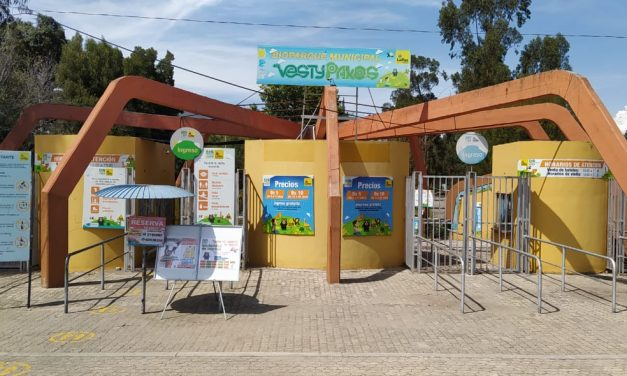Laboratorios Bagó de Bolivia S.A. y el GAMLP unen fuerzas por el Bioparque Vesty Pakos