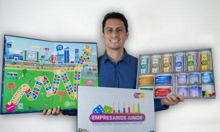Se produce en Bolivia el primer juego de educación financiera de la región