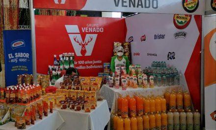 """Grupo Venado participa en el re-lanzamiento del sello """"Hecho en Bolivia"""", como industria 100% nacional"""