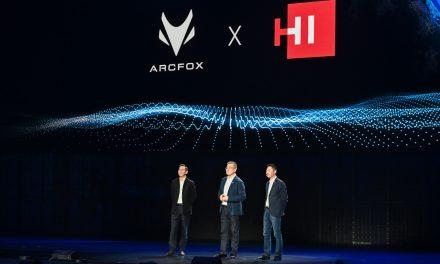 Huawei presenta módulos para autos inteligentes