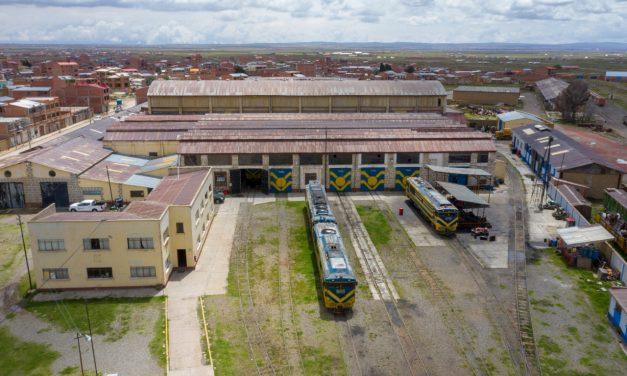 Ferroviaria Andina reactiva el tramo Arica – Viacha