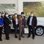 El 'Regalo Épico' de Samsung se quedó en El Alto
