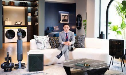 Samsung presenta la expansión global de la línea de electrodomésticos personalizados Bespoke