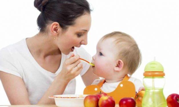 Siete consejos útiles para que las mamás puedan nutrir bien a sus bebés