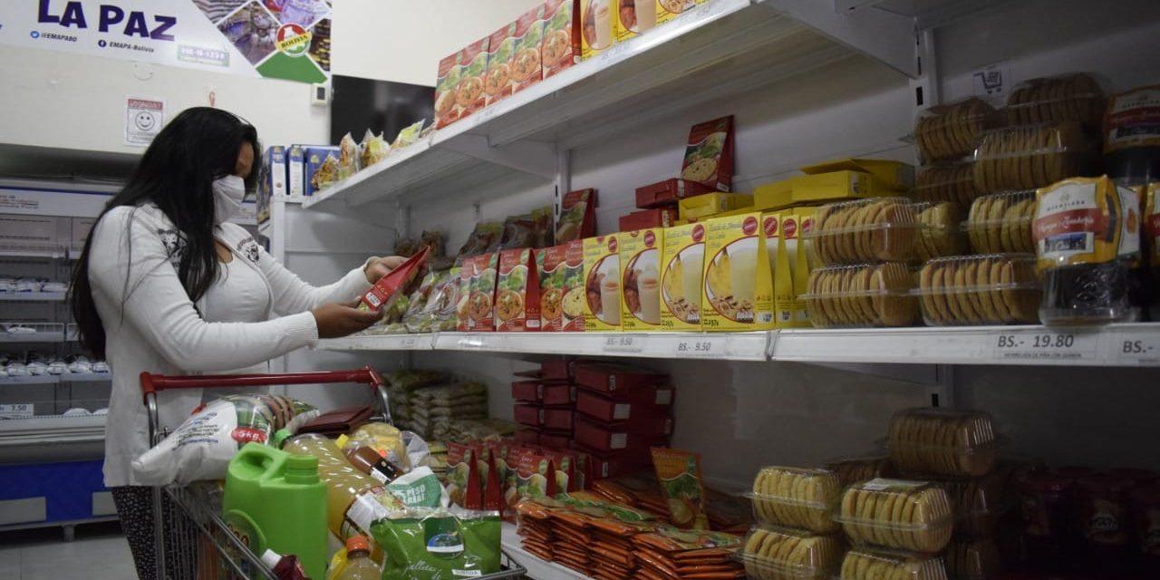 Súper Emapas y sucursales comercializarán sus productos con el 15% de descuento en todo el país