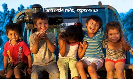 El BISA será parte de la campaña de UNICEF en favor de la niñez afectada por la pandemia