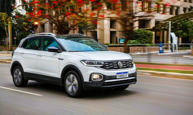 Con 5 estrellas de seguridad la nueva Volkswagen T-Cross bate récord de ventas