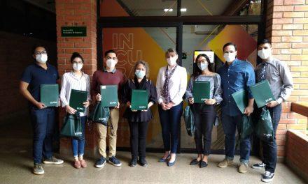 Estudiantes UPSA destacaron en Simulación de Negocios