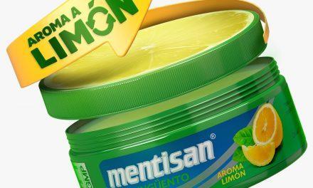 Mentisan, de INTI, lanza al mercado su nueva presentación aroma a limón
