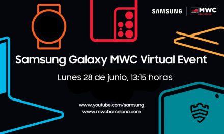 MWC 2021: Prepárate para el evento virtual Samsung Galaxy