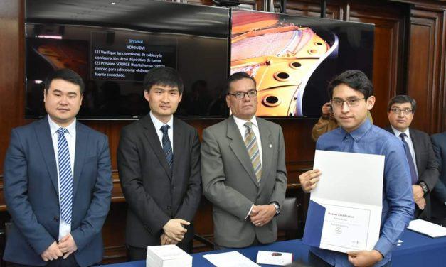 Las Academias Huawei construyen un ecosistema de talentos TIC en Bolivia