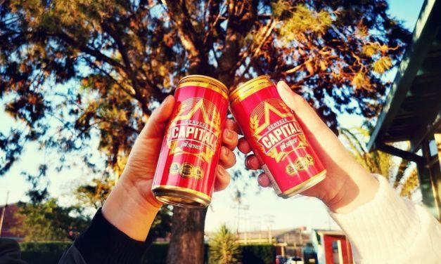 BBO lanza nueva lata de Cerveza Capital