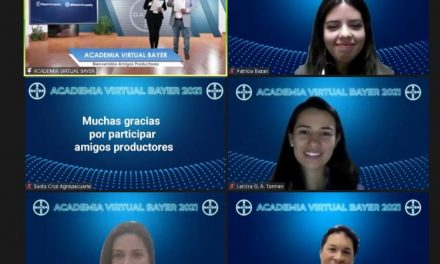 Academia Virtual Bayer finalizó exitosamente con 900 participantes