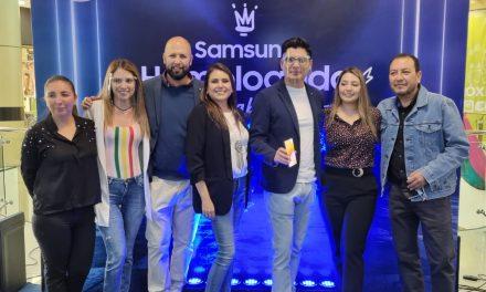 """Samsung presenta campaña """"homologado"""" en Bolivia junto a la serie Galaxy A"""