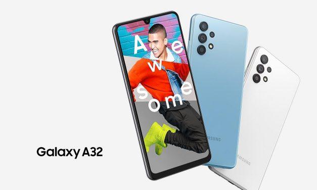 Galaxy A22 y A32: características premium a un precio accesible