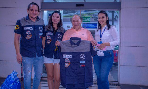 HANSA apoya a los clubes oficiales de Volskwagen en todo el país