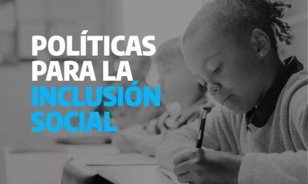 Diálogos para la Recuperación Pospandemia: Políticas para la inclusión social