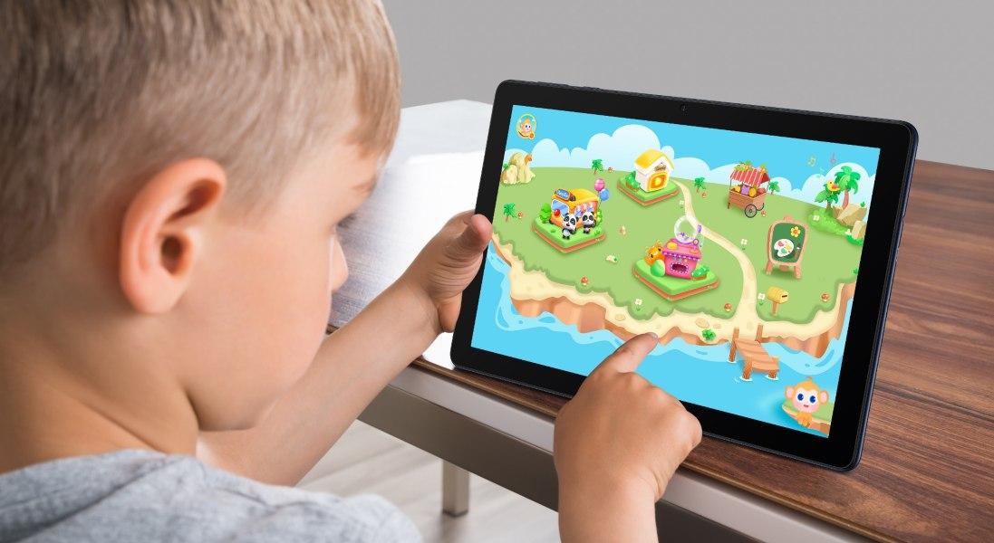 La nueva MatePad T10s es ideal para ver películas en familia