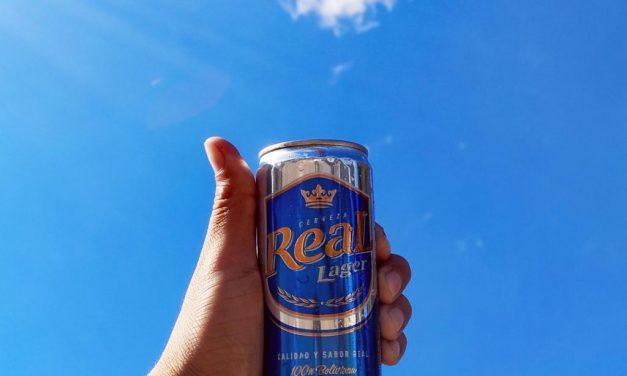 Cerveza Real lanza nueva lata