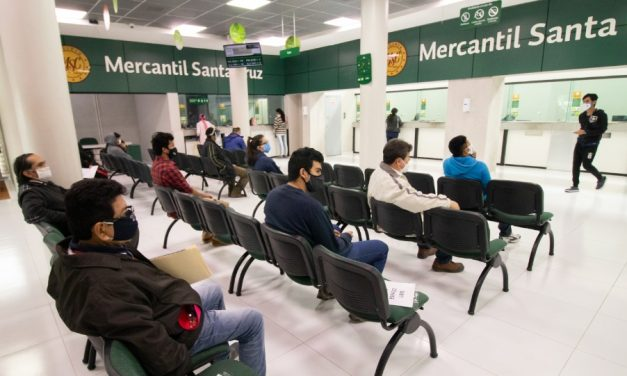 El Banco Mercantil Santa Cruz coloca el 100% de sus bonos por un total de Bs. 85.000.000