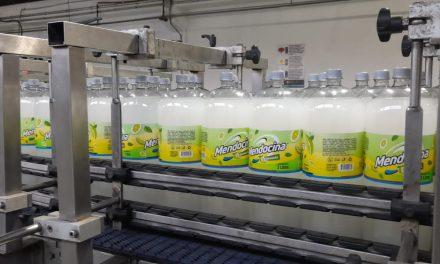 Mendocina presenta nuevo sabor refrescante: Limonada